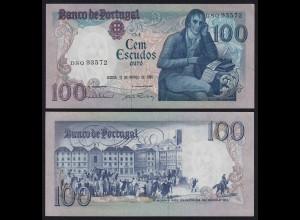 Portugal - 100 Escudos Banknote 1985 - Pick 178d aXF (2-) (21805