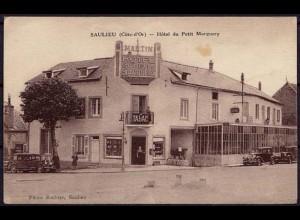 AK Saulieu Côte-d'Or France Hotel Petit Marguery (7606