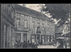 AK Nottuln Gaststätte Haus Havixbeck bei Coesfeld Münster (22570