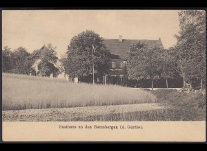 AK Nottuln Gasthaus Gerdes Baumberge bei Coesfeld Münster (22571