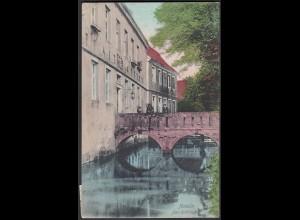 AK Nottuln 1908 Amt-Stiftshäuser-Nonnenbach bei Coesfeld Münster (22582