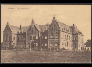 AK Nottuln Appelhülsen Martinistift 1908 bei Coesfeld Münster (22622