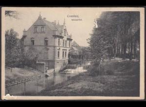 AK Coesfeld Wasserfall bei Münster Dülmen (22625