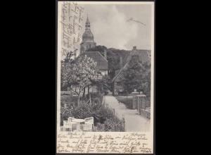 AK Nottuln Stiftsgasse Domherrengasse 1932 bei Coesfeld Münster (22628