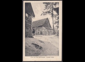 AK Nottuln - Havixbeck Baumberge bei Coesfeld Münster (22653
