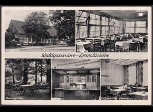 AK Nottuln Schapdetten Gaststätte Leopoldshöhe bei Coesfeld Münster (22659