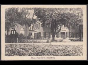 AK Nottuln-Havixbeck Haus Meermann Baumberge bei Coesfeld Münster (22663