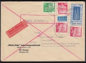 1950 Eilboten v. ESSEN-RECKLINGHAUSEN n.KLEINKARLBACH RAR (20613