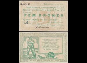 Dänemark ~ Denmark ~ Danmark 5 Kr. HADERSLEBEN - HADERSLEV (12103