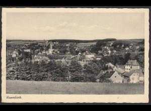 Ak 1954 Wipperfürth Gesamtansicht mit Bahnpost (20897