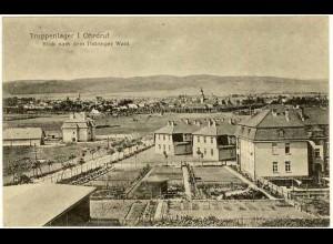 AK 1917 Thüringen Truppenübungsplatz Ohrdruf (0973