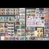 USA postfrisch tolles Lot nur verschiedene Briefmarken MNH (23395