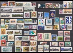 Kanada - Canada postfrisch tolles Lot nur verschiedene Briefmarken (23397