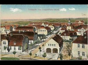 AK Thüringen Ohrdruf Teilansicht vom Truppenlager (0899