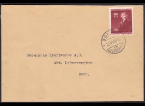 Liechtenstein 1943 Schaan - Bern Mi. 212 (23042