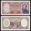 Italien - Italy Michelangelo 10000 10.000 Lire Banknote 1973 VF (3) Pick 97f