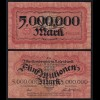 Württemberg 5 Millionen Mark Württembergische Notenbank 1923 (17529