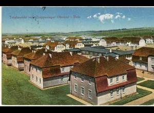 AK 1917 Thüringen Totalansicht Ohrdruf Truppenlager (0898