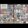 USA tolles Lot nur verschiedene Briefmarken mit älteren postfrisch MNH