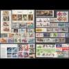 USA tolles Lot nur verschiedene Briefmarken postfrisch MNH (23662
