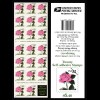 USA 1995 postfrisches Heftchen Selbstklebend Rosen (23668