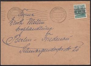 Alliierte Besetzung Mi.41 I. EF Berlin Vorläufer geprüft Schlegel 1948 (23782