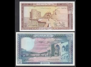 LIBANON - LEBANON 50 + 100 Livres Banknoten UNC (1) (23861
