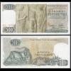 Griechenland - Greece 500 Drachmai 1968 VF/XF (3/2) Pick 197 (23969