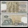 Griechenland - Greece 500 Drachmai 1968 F/VF (3/4) Pick 197 (23971