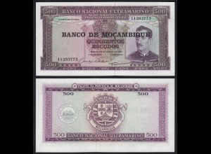 Mosambike - Mozambique 500 Escudos 1976 Pick 118 UNC (1) 23988