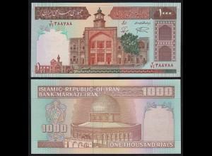 IRAN (Persien) - 1000 RIALS (2003) Sign 28 Pick 138j UNC (1) (24168