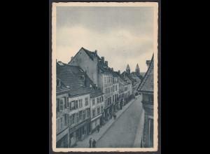 AK Saarbugg 3.Reich Adolf-Hitler Strasse Rheinlan Pfalz (24299