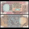 Indien - India - 10 RUPEES Banknote - Pick 81d VF (3) (21855
