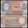 Indien - India - 50 RUPEES Banknote - Pick 84i F (4) Letter B (21834