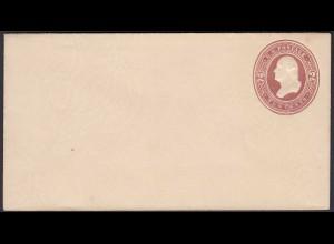 US POSTAL STATIONERY Mint Envelope 2 Cent brown (24101