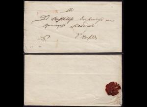 Baden - Umschlag Vorphila Stempel EPPINGEN L1r (15843