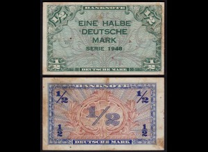 BDL - 1/2 Deutsche Mark 1948 Ro. 230 F (4) (15105