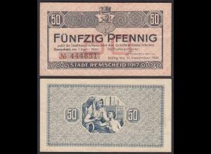 Remscheid 50 Pfennig Notgeld 1921 (24496