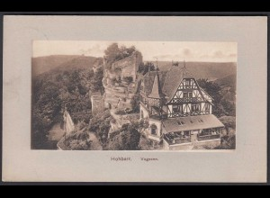 AK 1909 Hochbarr bei Zabern Vogesen Elsass (24487