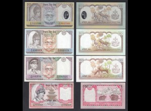 NEPAL - 5,10,1010 RUPEES Banknoten UNC (1) (19756