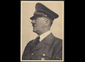 AK NS Militaria Propaganda Karte 3.Reich Adolf Hitler 1942 Originalkarte (24470