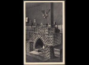 AK Harpstedt Bez.Bremen Kamin im Aufenthaltsraum 1936 Julius Langbehn (24478