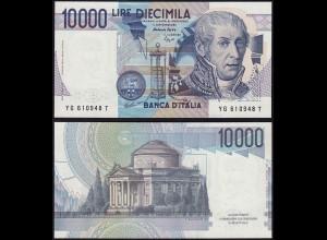Italy - 10000 10.000 Lire Banknotes 1984 UNC (1) Pick 112c (14796