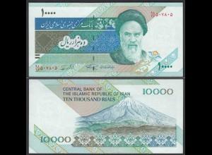 IRAN (Persien) - 10000 10.000 RIALS (1992) Sign 28 Pick 146d UNC (1) (24691