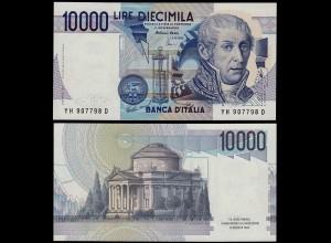 Italien - Italy 10000 10.000 Lire Banknote 1984 Pick 112d UNC (1) (14794