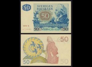Schweden - Sweden 50 Kronen 1979 aUNC (1-) Pick 53c (16158