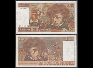Frankreich - France - 10 Francs 1978 Pick 150c VF (3) (24709
