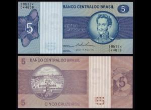 Brasilien - Brazil 5 Cruzeiros Sig.18 Pick 192c UNC (1) (16108