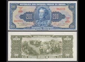 Brasilien - Brazil 200 Cruzados Banknote Pick 171c sig.14 UNC (1) (24788