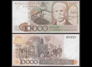 Brasilien - Brazil 10.000 10000 Cruzaros 1984 Pick 203a aUNC (1-) (24803